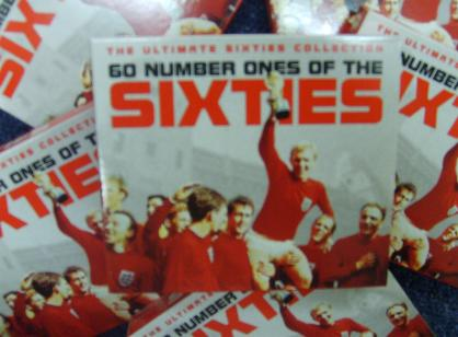 A SIXTIES DOUBLE CD 60 NUMBER ONE HITS