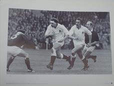 Billy Beaumont large image playing for England