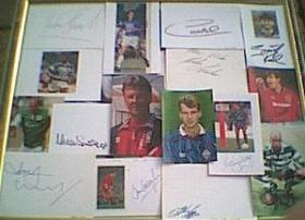 Selection Of Autographs