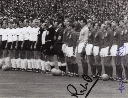 1966 signed picture