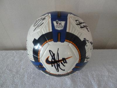 Chelsea signed double winning squad ball