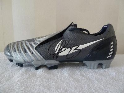 Andrey Arshavin signed boot
