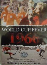 World Cup Fever DVD  signed by Martin Peters