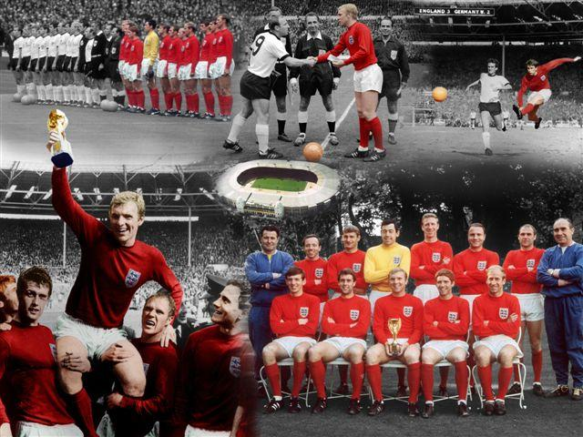 1966 world cup final montage photograph () 20.00. Listed by: soccerbid
