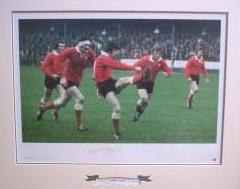 Barry John Wales Rugby legend