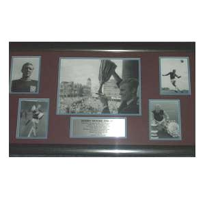 Bobby Moore picture montage